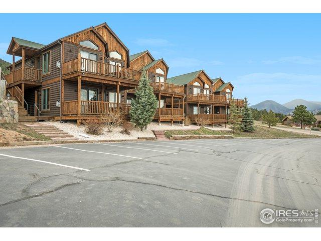 2625 Marys Lake Rd 22B, Estes Park, CO 80517 (#878775) :: The Griffith Home Team