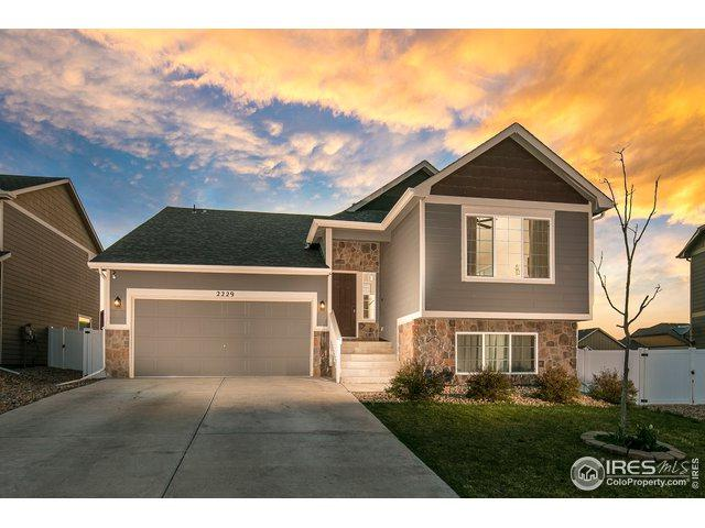 2229 75th Ave, Greeley, CO 80634 (MLS #878777) :: Keller Williams Realty
