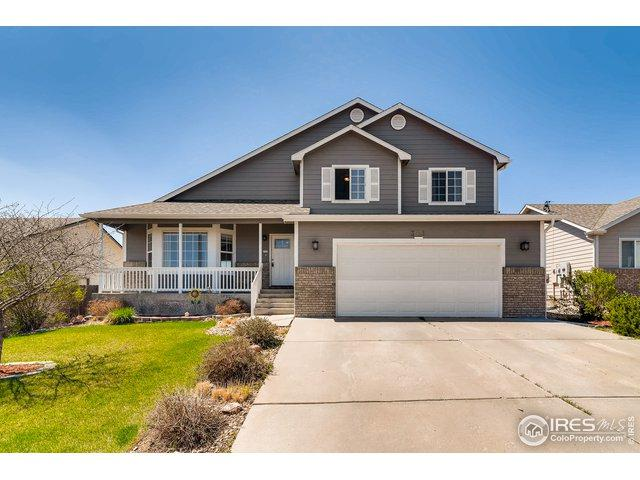 3021 43rd Ave, Greeley, CO 80634 (MLS #878794) :: Keller Williams Realty