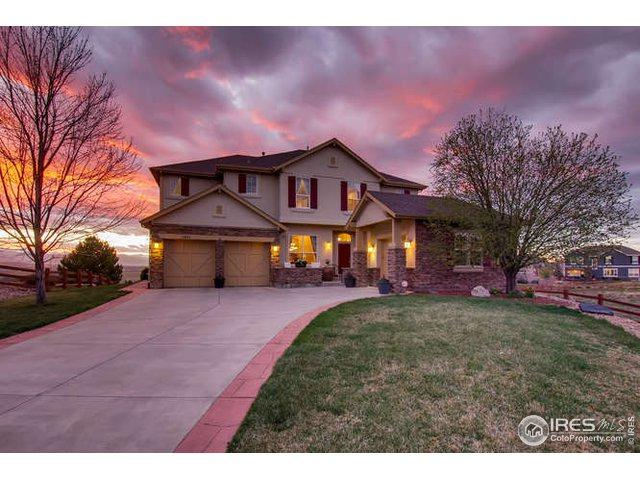 5011 Foxglove Trl, Broomfield, CO 80023 (MLS #878797) :: J2 Real Estate Group at Remax Alliance