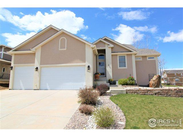 501 56th Ave, Greeley, CO 80634 (MLS #878798) :: Keller Williams Realty