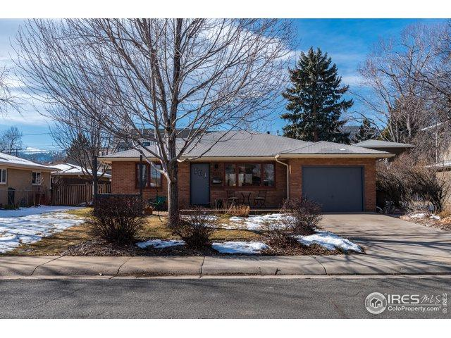 2915 16th St, Boulder, CO 80304 (#878817) :: The Peak Properties Group