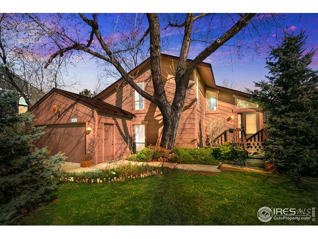 3635 Silver Plume Ln, Boulder, CO 80305 (#878820) :: The Peak Properties Group