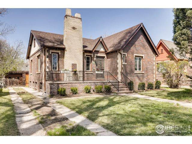 1379 Hudson St, Denver, CO 80220 (MLS #878826) :: 8z Real Estate