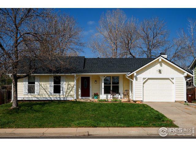 113 S Polk Ave, Louisville, CO 80027 (MLS #878832) :: The Sam Biller Home Team