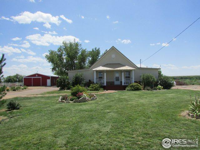 20426 Highway 14, Ault, CO 80610 (MLS #878846) :: J2 Real Estate Group at Remax Alliance
