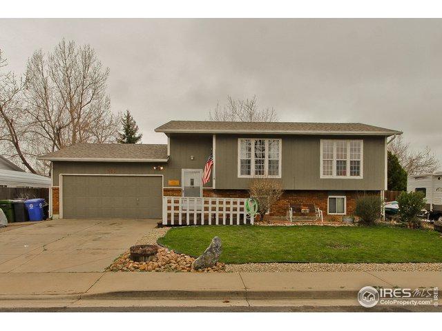 503 S Estrella Ave, Loveland, CO 80537 (#878852) :: The Peak Properties Group