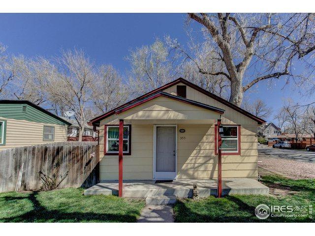 355 3rd St, Loveland, CO 80537 (#878853) :: The Peak Properties Group