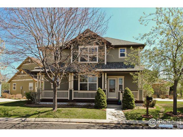 1304 Carriage Dr, Longmont, CO 80501 (#878935) :: The Griffith Home Team