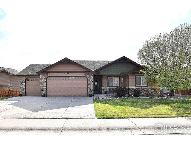 4438 Obrien Dr, Loveland, CO 80538 (MLS #878990) :: 8z Real Estate