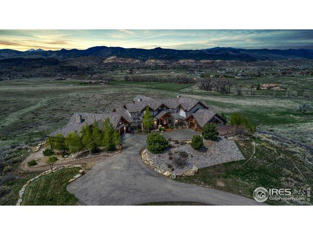 4650 Indian Creek Rd, Loveland, CO 80538 (MLS #879025) :: J2 Real Estate Group at Remax Alliance