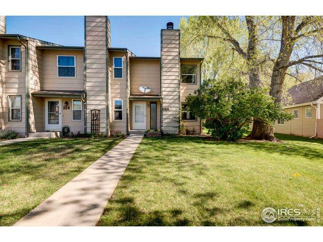 328 Butch Cassidy Dr, Fort Collins, CO 80524 (MLS #879056) :: The Space Agency - Northern Colorado Team