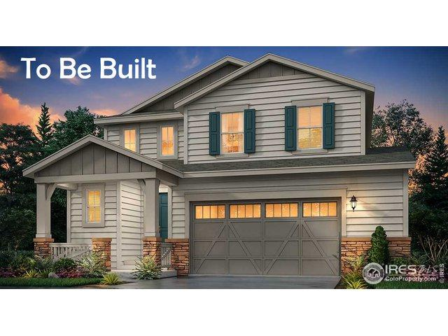 2921 Crusader St, Fort Collins, CO 80524 (#879065) :: The Griffith Home Team