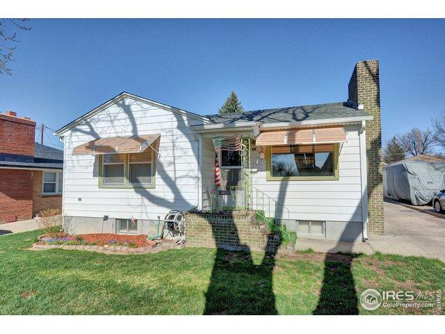 1422 16th Ave Ct, Greeley, CO 80631 (MLS #879084) :: The Lamperes Team