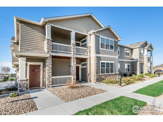 6915 W 3rd St #313, Greeley, CO 80634 (MLS #879106) :: Hub Real Estate