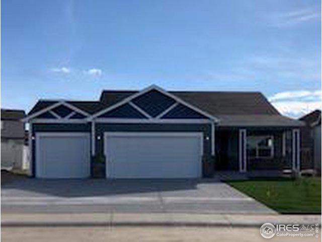 300 Kirkland Ln, Johnstown, CO 80534 (MLS #879110) :: Bliss Realty Group