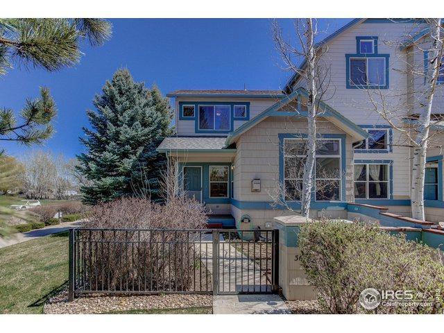 3678 Oakwood Dr, Longmont, CO 80503 (MLS #879177) :: Sarah Tyler Homes
