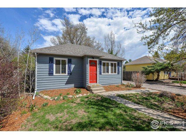 308 Park St, Fort Collins, CO 80521 (MLS #879209) :: Tracy's Team
