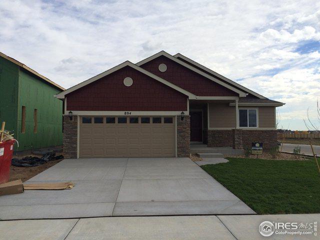 413 Canyonlands St, Berthoud, CO 80513 (MLS #879215) :: Kittle Real Estate