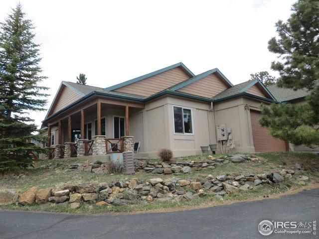 315 Big Horn Dr E, Estes Park, CO 80517 (MLS #879217) :: Hub Real Estate