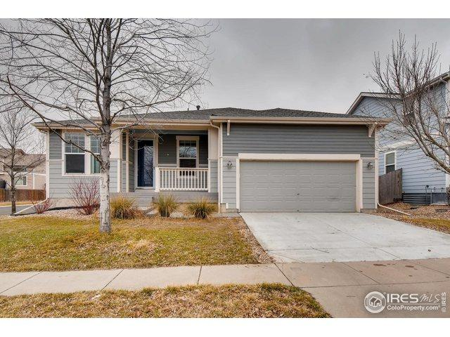 4292 Prairie Dr, Brighton, CO 80601 (#879294) :: The Griffith Home Team
