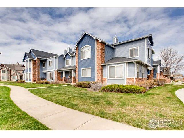 635 Callisto Dr #103, Loveland, CO 80537 (MLS #879301) :: J2 Real Estate Group at Remax Alliance