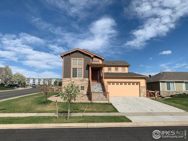 1602 61st Ave Ct, Greeley, CO 80634 (MLS #879382) :: Hub Real Estate