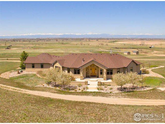 14211 County Road 22, Fort Lupton, CO 80621 (#879387) :: My Home Team