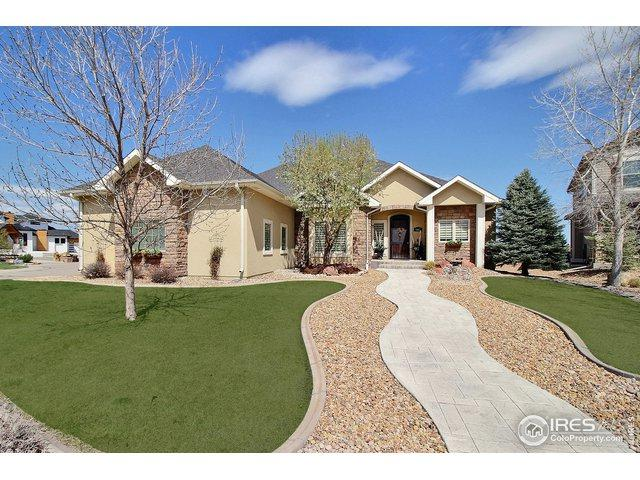 1887 E Seadrift Dr, Windsor, CO 80550 (MLS #879412) :: Kittle Real Estate
