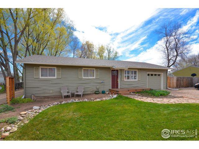 330 N Sunset St, Fort Collins, CO 80521 (MLS #879433) :: 8z Real Estate