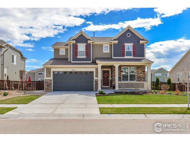6737 Spring Rain Rd, Timnath, CO 80547 (MLS #879539) :: Kittle Real Estate
