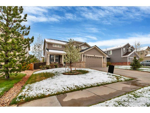 2303 Norfolk St, Erie, CO 80516 (MLS #879599) :: Kittle Real Estate