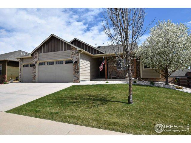 2154 Nucla Ave, Loveland, CO 80538 (MLS #879687) :: Downtown Real Estate Partners