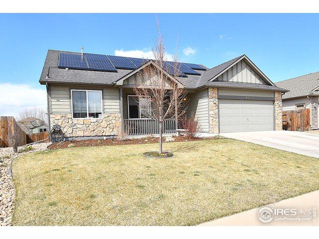 8621 W 17th St Dr, Greeley, CO 80634 (MLS #879697) :: Hub Real Estate