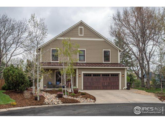 147 S Raintree Ln, Louisville, CO 80027 (MLS #879734) :: J2 Real Estate Group at Remax Alliance