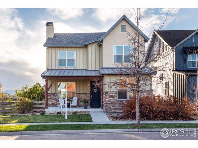 2375 Golden Eagle Way, Louisville, CO 80027 (#879775) :: The Griffith Home Team