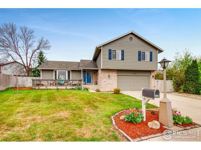 2039 Sunlight Dr, Longmont, CO 80504 (MLS #879804) :: 8z Real Estate