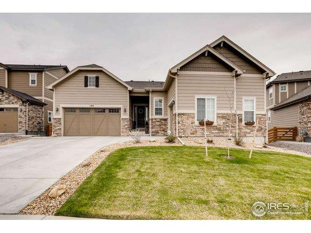 105 Equinox Cir, Erie, CO 80516 (MLS #879809) :: 8z Real Estate