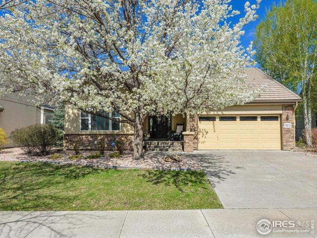 4675 Foothills Dr, Loveland, CO 80537 (MLS #879966) :: Bliss Realty Group