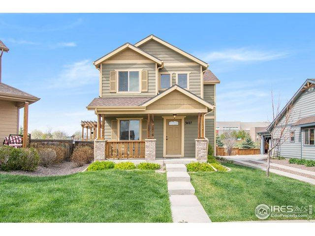3427 Foster Pl, Loveland, CO 80538 (MLS #879993) :: 8z Real Estate