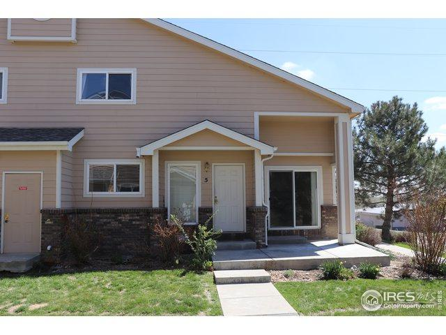 1601 Great Western Dr #5, Longmont, CO 80501 (MLS #880026) :: Sarah Tyler Homes