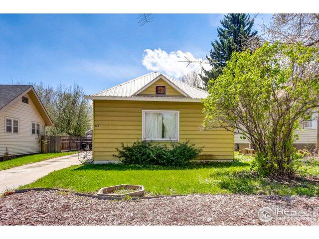 525 Laporte Ave, Fort Collins, CO 80521 (MLS #880038) :: J2 Real Estate Group at Remax Alliance