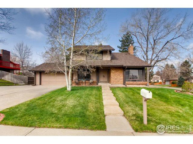 7883 Owens St, Arvada, CO 80005 (#880067) :: The Griffith Home Team