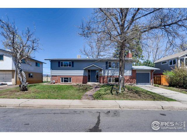 3805 Armer Ave, Boulder, CO 80305 (MLS #880100) :: Keller Williams Realty