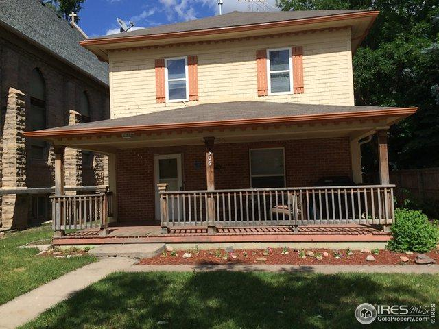 306 Whedbee St, Fort Collins, CO 80524 (MLS #880134) :: Sarah Tyler Homes