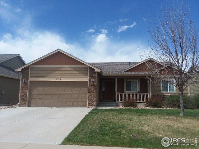 8711 W 17th St Rd, Greeley, CO 80634 (MLS #880194) :: Hub Real Estate