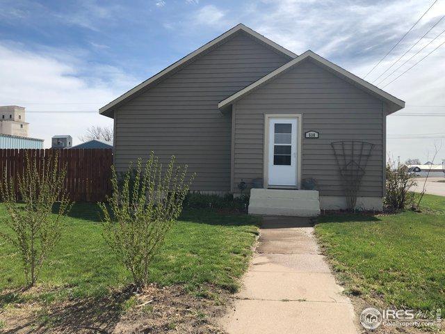 538 S Colorado Ave, Haxtun, CO 80731 (#880202) :: The Griffith Home Team