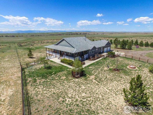 12006 County Road 90, Pierce, CO 80650 (MLS #880206) :: 8z Real Estate