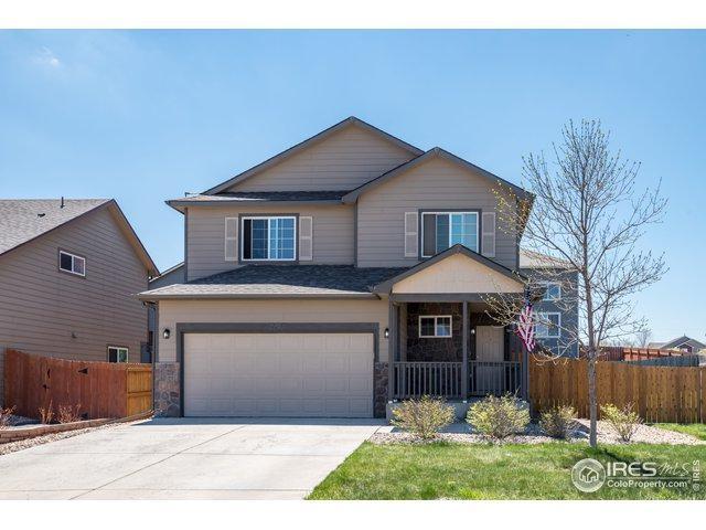 8422 17th St, Greeley, CO 80634 (MLS #880208) :: Hub Real Estate