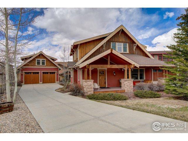 12 Rifle Shot Trl, Fraser, CO 80442 (MLS #880228) :: Hub Real Estate